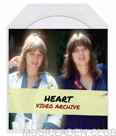Heart - Video Archive