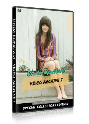 Linda Ronstadt - Video Archive I