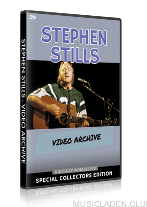 Stephen Stills - Video Archive