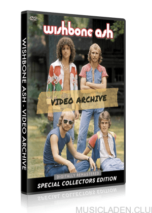 Wishbone Ash - Video Archive