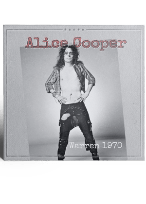 Alice Cooper - Warren 1970