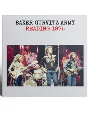 Baker Gurvitz Army - Reading 1975