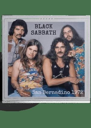 Black Sabbath - San Bernadino 1972