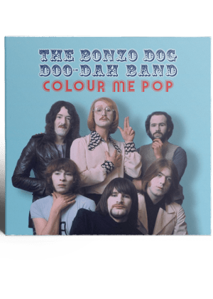 Bonzo Dog Band - Colour Me Pop 1968