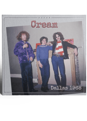 Cream - Dallas 1968