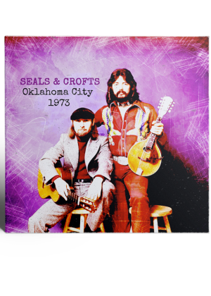 Seals & Crofts - Oklahoma 1973