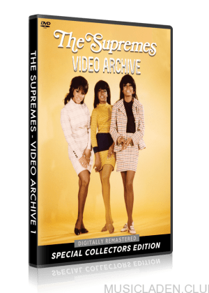 The Supremes - Video Archive I