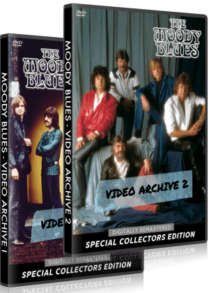 Moody Blues - Video Archive Bundle