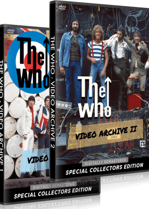The Who - Video Archive Bundle