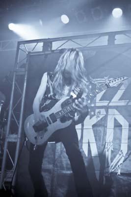 Dario Lorina Interview – Lizzy Borden Guitarist talks Jani Lane