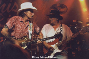 Dan Toler and Dickey Betts