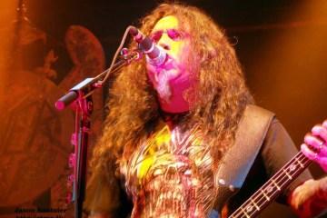 Slayer Tom Araya Halifax closeup