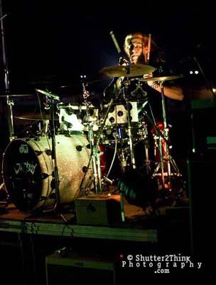 Jeff Moscone Jetboy drummer
