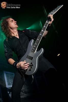 Interview with David Ellefson of Megadeth 2010