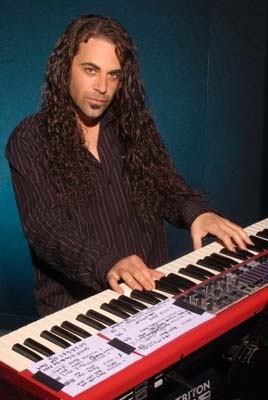 Michael T. Ross keyboard player