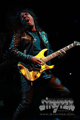 Oz Fox Stryper