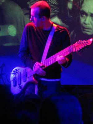 Trey Gunn King Crimson warr guitar