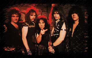 Claude Schnell Interview: Keyboard Player for DIO (June 2010)