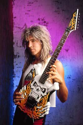 George Lynch guitar
