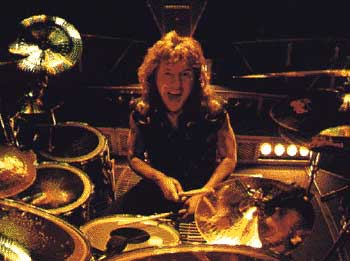 Herman Rarebell: Talks Scorpions, Drum Tones (2010 Interviews)