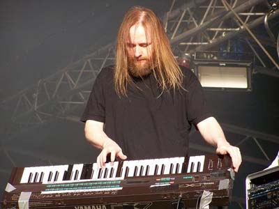 Jens Johansson Interview   Stratovarius Keyboardist talks Elysium