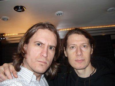 Rob De Luca Interview: SEBASTIAN BACH Bassist | 2010