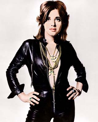 Suzi Quatro leather outfit