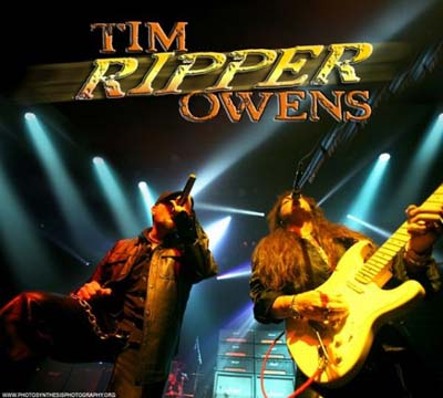 "Tim ""Ripper"" Owens Interview | Former Judas Priest Singer | April 2010"