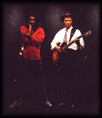 Tony Springer David Bowie