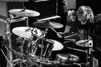Michel Langevin Interview 2011   Voivod Drummer