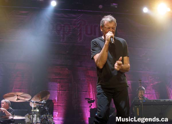 Deep Purple Ian Gillan