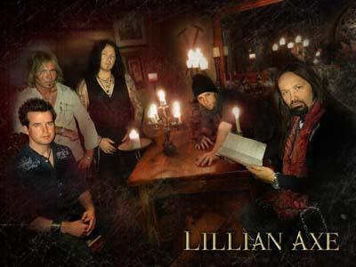 Steve Blaze: Guitarist for Hard Rock Band LILLIAN AXE (2012 Interviews)