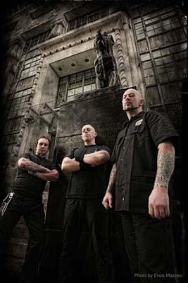 Mpire Of Evil band