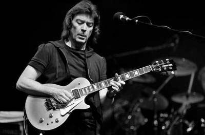 Steve Hackett photo by Lee Millward