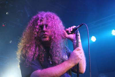 Eric Wagner Interview – Trouble Frontman