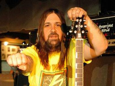 Jimmy Bower Interview: Eyehategod Guitarist 2012
