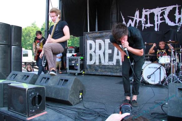 I, The Breather Mayhem Festival, Mansfield, MA - PHOTOS