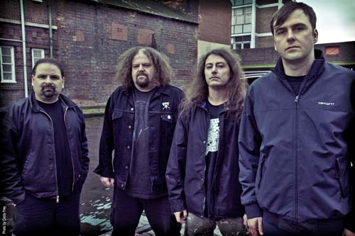 Barney Greenway Interview – Napalm Death