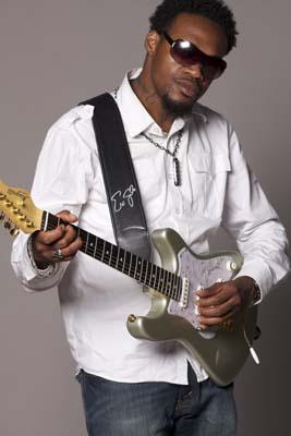 Eric Gales guitar