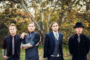 Shinedown band 2013