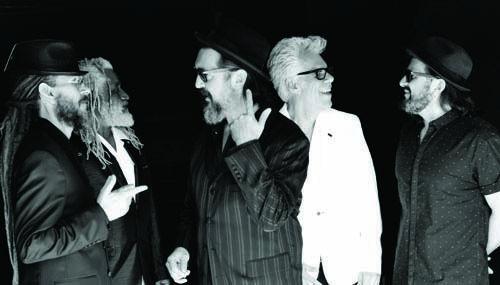 Gordie Johnson Interview BIG SUGAR, Canadian Rock Band