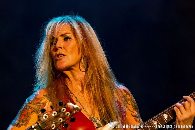 Lita Ford Falling And Out Love