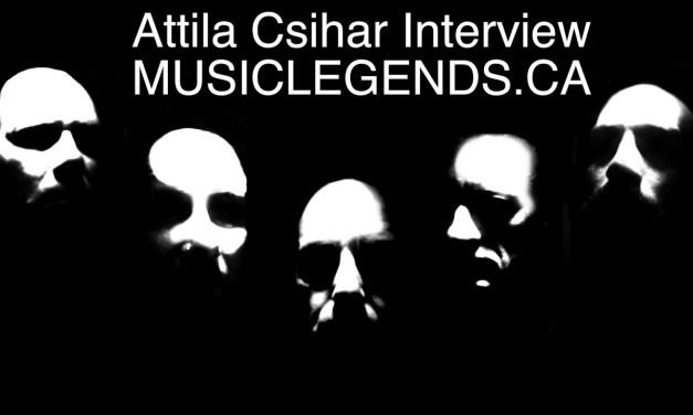 Attila Csihar Interview: MAYHEM: 2017