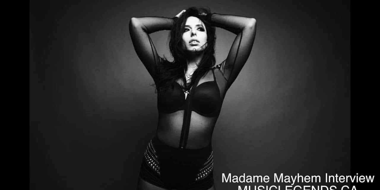 Madame Mayhem Interview