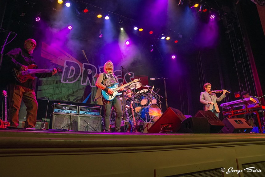 Dixie Dregs Dawn of the Dregs Tour Ridgefield Playhouse – 2018 Concert Review