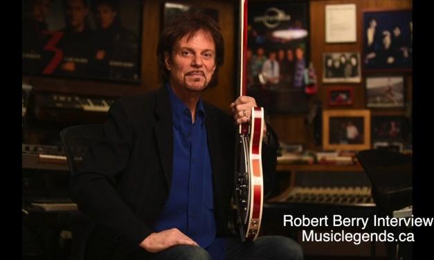 Robert Berry Interview