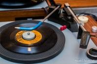 Gramofon stereofoniczny ze zmieniaczem WG 580 f (1973)