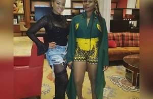 Snoti poses at IgboFest