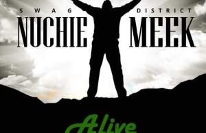 Nuchie Meek - 'Alive Freestyle' (Prod. by Kunta)