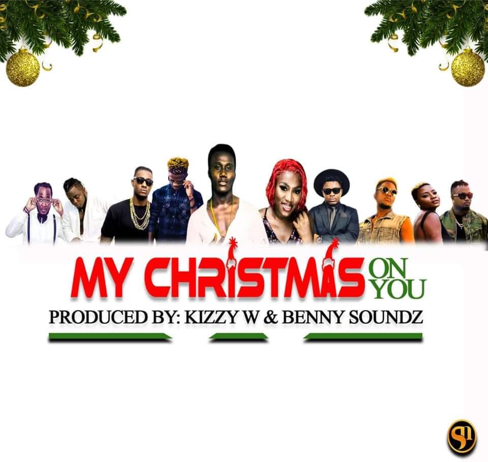 """""""My Christmas On You"""""""